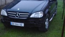 MERCEDES-BENZ ML 320 2000წ